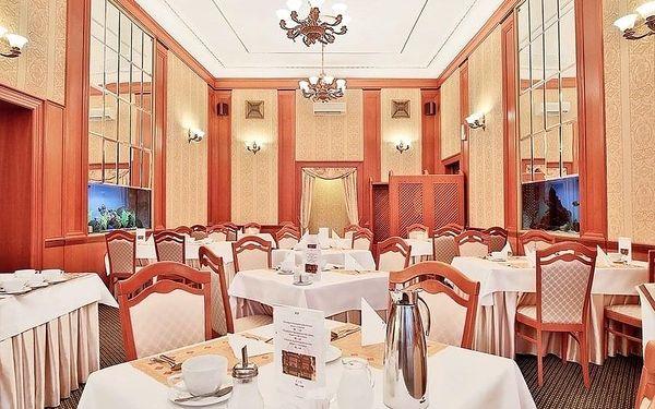 3denní rodinný pobyt pro 2 v hotelu Olympia Spa & Wellness v Karlových Varech v termínech 1. 11. – 19. 12. 2020 a 3. 1. – 28. 2. 2021 (nástup Ne–St)5