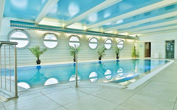 Rodinný wellness pobyt v hotelu Olympia Spa & Wellness ve Varech