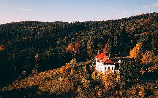 Ubytování v hotelu Zámeček Janovičky | Broumovsko - Janovičky | Listopad – březen (kromě Silvestra). | 3 dny/2 noci.5