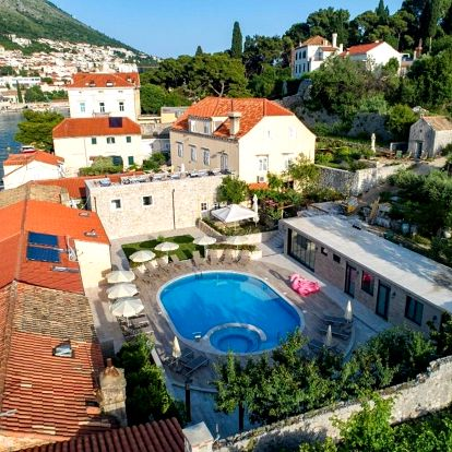 Chorvatsko, Dubrovník: Orka Apartments