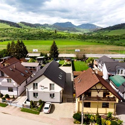Bešeňová, Nízké Tatry: Vila Ajka