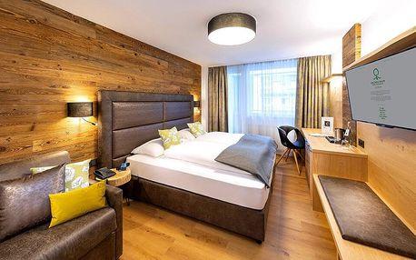 Rodinný hotel v Zell am See s luxusní snídaní
