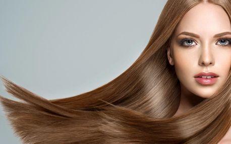 Dámský střih vč. stylingu pro všechny délky vlasů