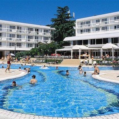 Chorvatsko - Novigrad na 8-15 dnů, polopenze