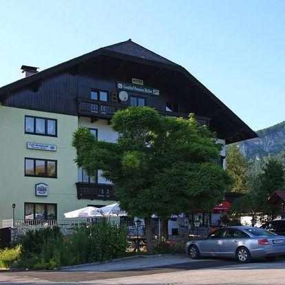Rakousko - Salzbursko na 6-8 dnů, snídaně v ceně