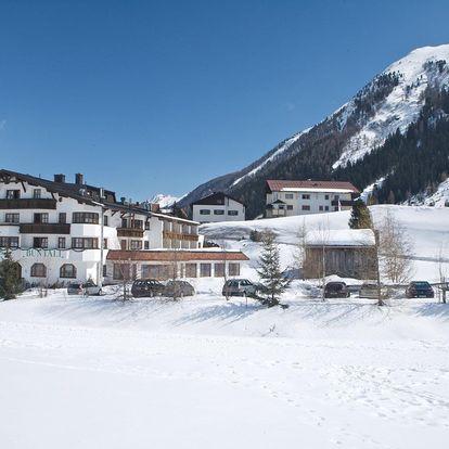 Rakousko - Tyrolsko na 9-11 dnů, polopenze