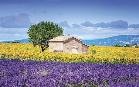 Francie - Provence letecky na 8 dnů, snídaně v ceně