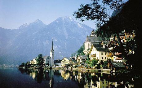 Rakousko autobusem na 5 dnů, polopenze