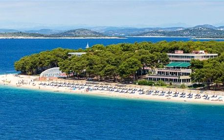 Chorvatsko - Primošten na 5-14 dnů, polopenze