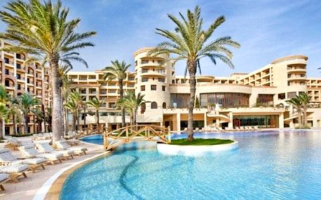 Tunisko - Sousse letecky na 6-15 dnů, all inclusive