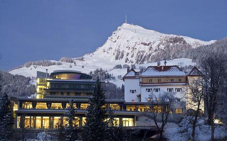 Rakousko - Kitzbühel - Kirchberg na 2-8 dnů, polopenze