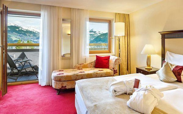 Hotel Schloss Lebenberg, Tyrolsko, vlastní doprava, polopenze2