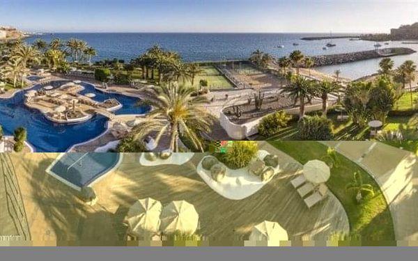 RADISSON BLU RESORT, Gran Canaria, Kanárské ostrovy, Gran Canaria, letecky, polopenze3