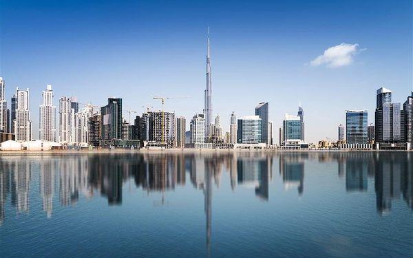 Prodloužený víkend v Dubaji exclusive, Dubaj, letecky, strava dle programu3