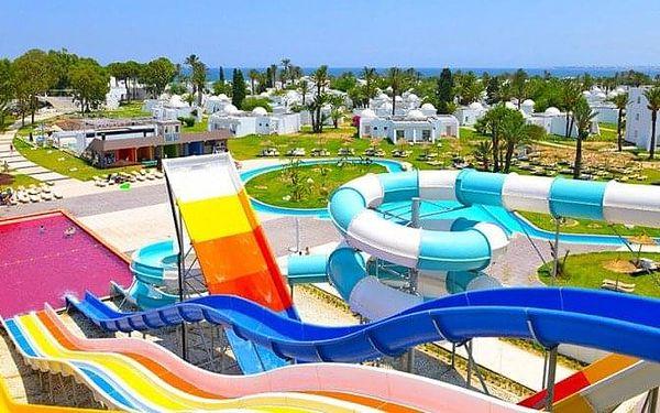 HOTEL ONE RESORT & AQUAPARK MONASTIR, Monastir, Tunisko, Monastir, letecky, all inclusive4