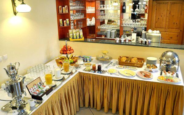 Hotel Ametiszt, Harkány, vlastní doprava, snídaně v ceně2