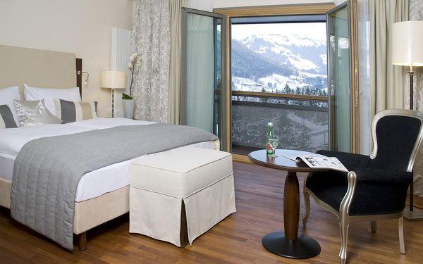 Hotel Schloss Lebenberg, Tyrolsko, vlastní doprava, polopenze4