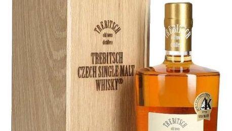 Dárkové balení whisky Trebitsch