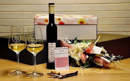 Degustační balíček 6 vín vinařství Očenášek