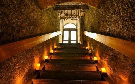 Prohlídky pražského podzemí s průvodcem