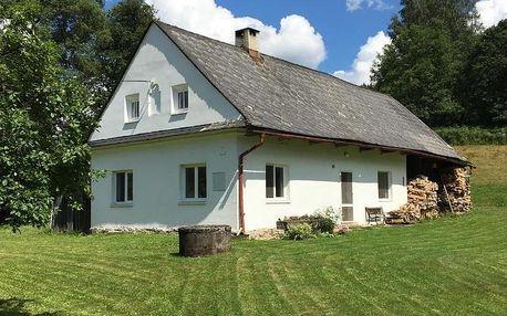 Olomoucký kraj: Chalupa u Potoka Vikantice