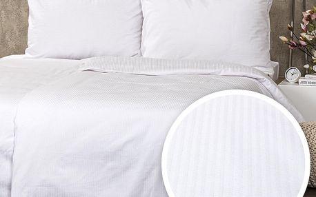 Profod Bavlněné hotelové povlečení Classic 4 mm, 140 x 200 cm, 70 x 90 cm