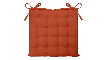 TODAY TODAY GARDEN SPIRIT podsedák 40x40 cm Orange Rust - oranžová