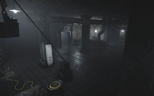 Úniková hra The Mine ve virtuální realitě pro 2 hráče3