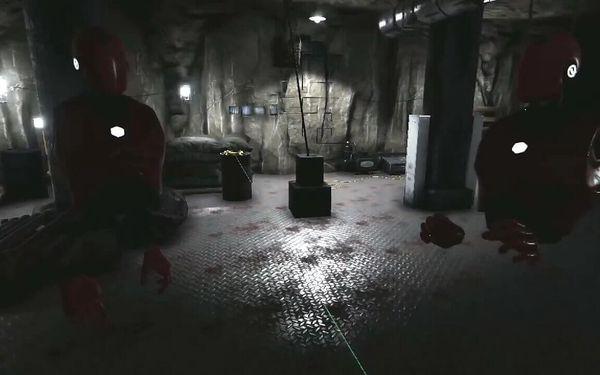 Úniková hra The Mine ve virtuální realitě pro 2 hráče4