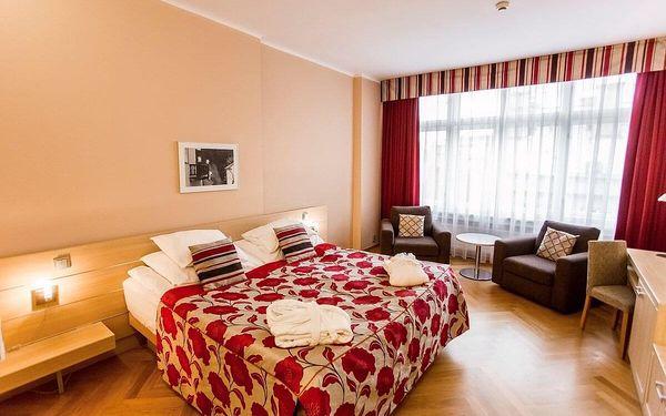Romantické ubytování v centru Prahy pro 2 osoby