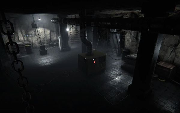 Úniková hra The Mine ve virtuální realitě pro 2 hráče5