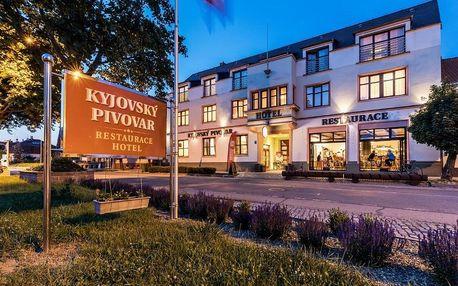 Kyjov, Jihomoravský kraj: Kyjovský pivovar - hotel, restaurace, pivní lázně