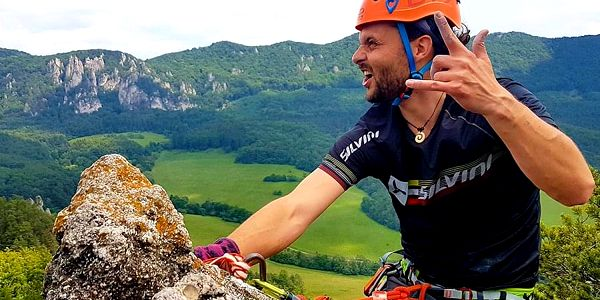 Individuální kurz skalního lezení pro dva | Kružberk/Oskava/Vsetín | Duben - říjen. | 5 - 6 hodin.4