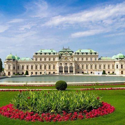 Moderní hotel s ideální polohou v centru Vídně - dlouhá platnost poukazu
