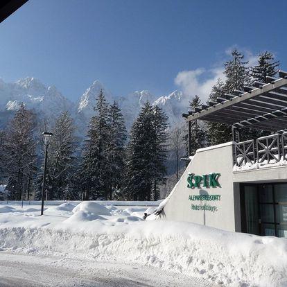 Slovinsko - Kranjska Gora na 6-9 dnů, polopenze