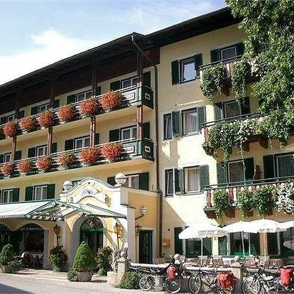 Rakousko - Salzbursko na 5-9 dnů, all inclusive