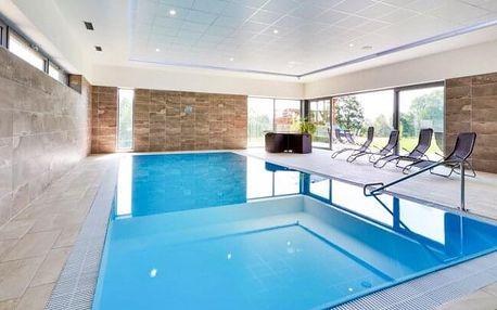 Orlické hory: Sport hotel Dolní Morava *** s polopenzí a neomezeným wellness