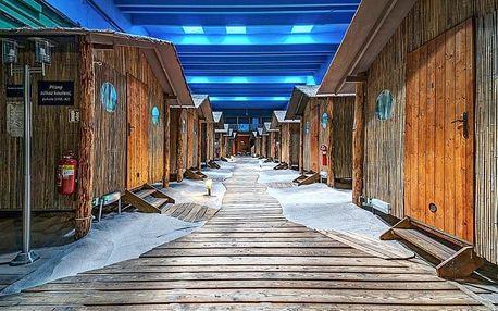 Dovolená se zábavou i ubytováním v TEPfactoru u Slapské přehrady