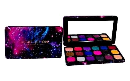 Makeup Revolution London Forever Flawless 19,8 g paletka očních stínů pro ženy Constellation