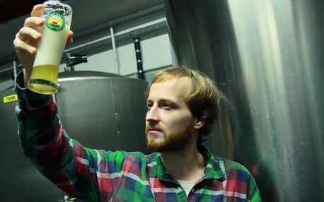 Pivní výlet: Z Prahy za řemeslnými pivovary