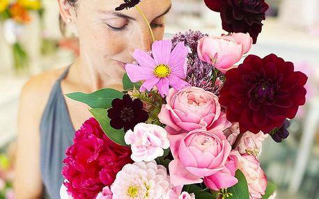 Květinový workshop