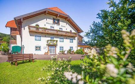 Rakousko u Salzburgu v Hotelu Gasthof Am Riedl *** se slevovou kartou, polopenzí a výhodami + děti zdarma