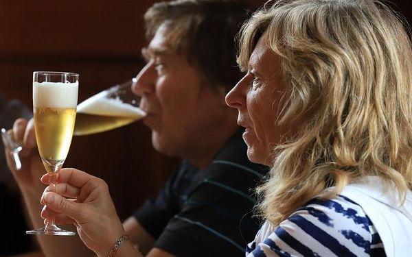 Pivní výlet: Praha -> Řevnice -> Kytín -> Podlesí -> Praha, 8 hodin, počet osob: 1 osoba, Praha (Praha)3
