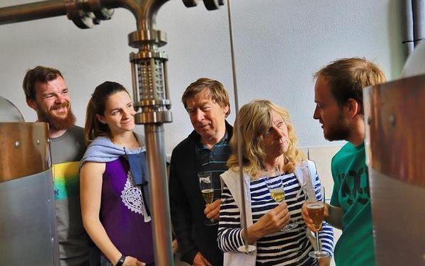 Pivní výlet: Praha -> Řevnice -> Kytín -> Podlesí -> Praha, 8 hodin, počet osob: 1 osoba, Praha (Praha)4