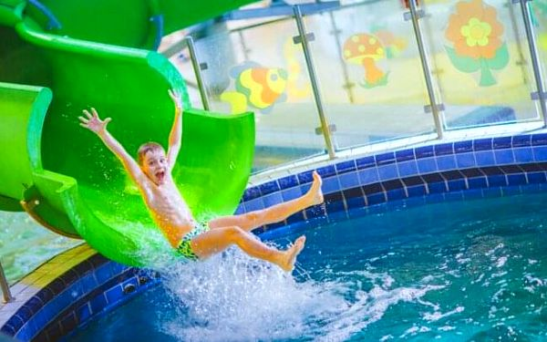 Maďarsko: Lázeňské město Zalakaros v 3* Boni Családi Wellness Hotelu se vstupy do wellness, bazénu a polopenzí