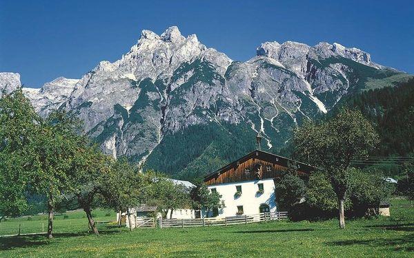 Rakousko - Rakouské Alpy autobusem na 4 dny, polopenze