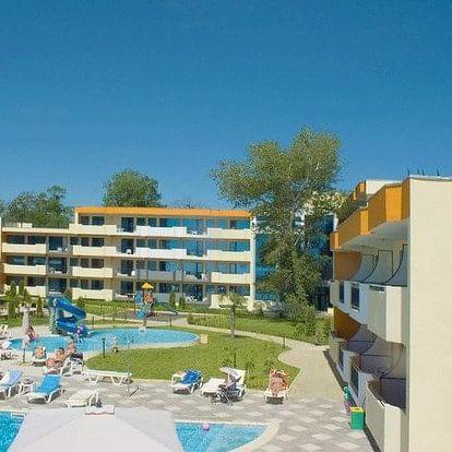 Bulharsko - Slunečné pobřeží letecky na 6-10 dnů, all inclusive
