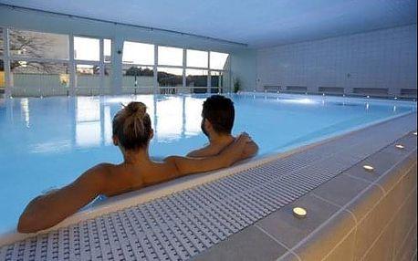 Rekreační pobyt v Piešťanech v Medical Wellness Hotel Máj s polopenzí