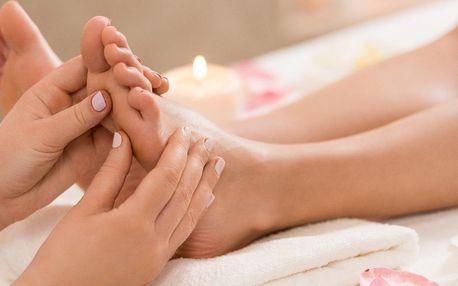 Reflexní terapie chodidel: 30 nebo 60 minut