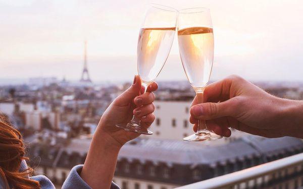 Paříž exclusive, Paříž, letecky, snídaně v ceně2